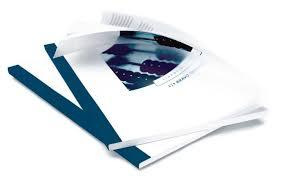 Bindomatic Binding Machines - Standard Blue